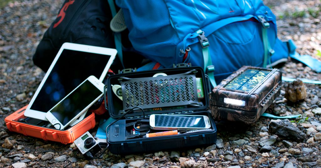Waterproof Storage Solutions RokPak Pioneer Series