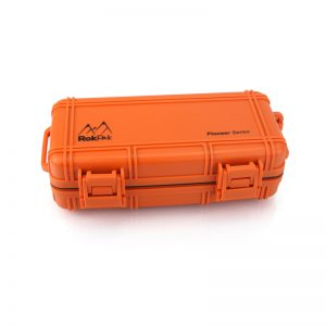 Orange RokPak latches