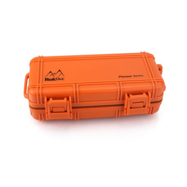 Orange RokPak latches