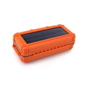 Orange RokPak Solar Panel