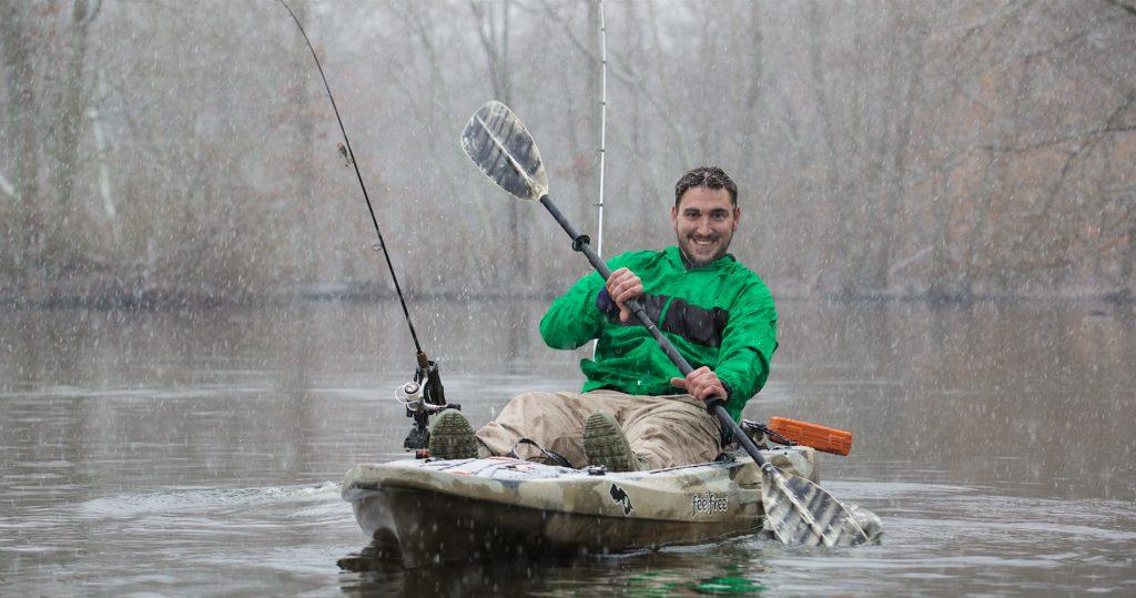 Empowering Boy Scouts - RokPak Pioneer Series Kayaking